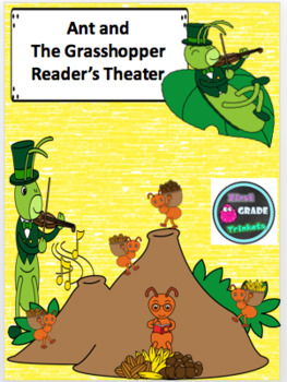 Ant and the Grasshopper Reader's Theater