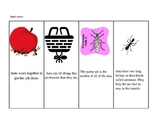 Ant by Rebecca Stefoff activities packet (Houghton Mifflin)