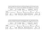 Antagonistic Pairs Cryptogram
