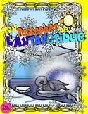 Antarctic Animal Research Book ~ French ~ Les animaux de l'Antarctique