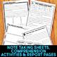 Antarctic Animals BUNDLE: Informational Article & Comprehension Activities