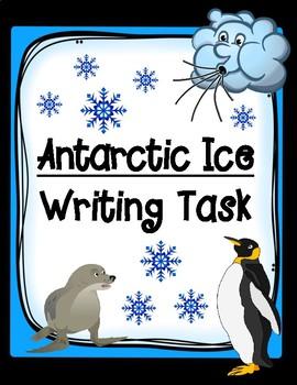 Antarctic Ice Main Idea Writing Task