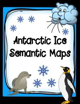 Antarctic Ice Semantic Maps