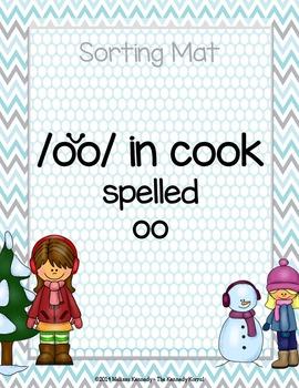 Word Work: Long OO / Short OO