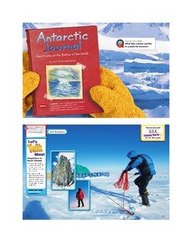 Reading Street Grade 4 Unit 5.4 Antarctic Journal