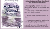 Antarctic Journal: 4 Months at the Bottom of the World Voc