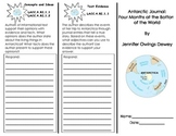 Antarctic Journal/ Journeys Common Core Trifold