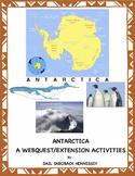 Antarctica: A Webquest (Distance Learning)