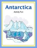 Antarctica Activity Fun