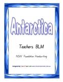 Antarctica BLM eBook 57 pages