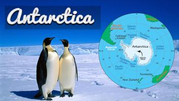 Antarctica Continent Presentation