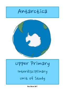 Antarctica -  Differentiated Program for 10-12 yr olds