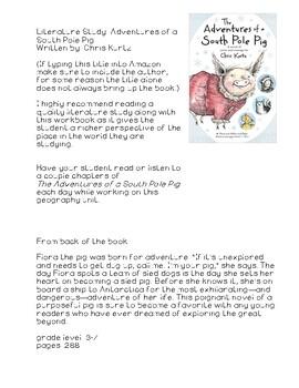 Antarctica Geography Mini Unit