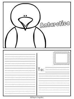 Antarctica Continent Booklet | 48 Pages for Differentiated Learning + Bonuses