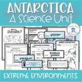 Antarctica Informational Text Planners and Rubrics