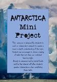 Antarctica Mini Project