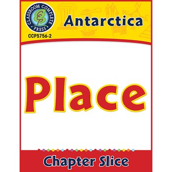 Antarctica: Place Gr. 5-8