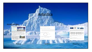 Antarctica Reading and Questions