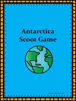 Antarctica Scoot Game