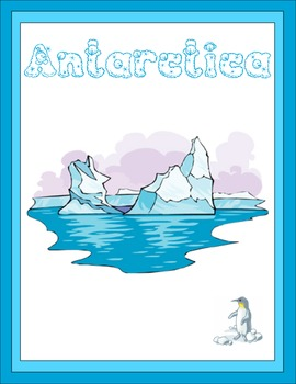 Antarctica Thematic Unit