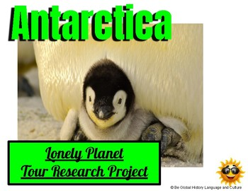 Antarctica Travel Internet Research Project - Lonely Planet