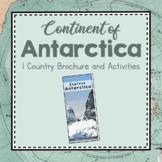 Antarctica Unit Study: Continent of Antarctica