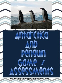 Antarctica and Penguin Game/Assessments