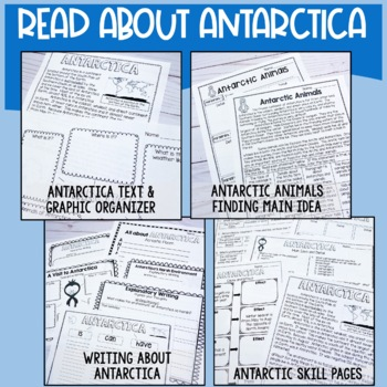 Antarctica and the Arctic: Reading and Writing the Polar Regions of the Earth