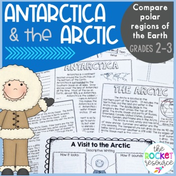 Antarctica and the Arctic: Reading and Writing the Polar R