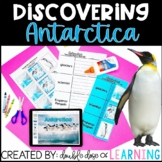 Continents: Antarctica Unit with PowerPoint