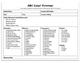 Antecedent, Behavior, & Consequence (ABC) Chart & ABC Summary Form