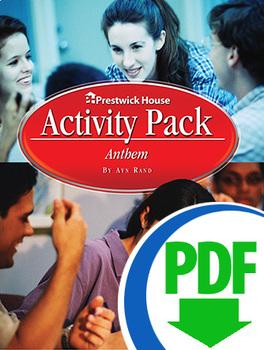 Anthem Activity Pack