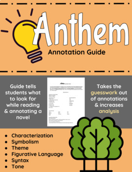 Anthem Annotation Guide