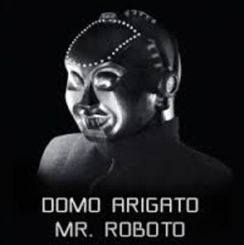 """Anthem: Song - """"Mr. Roboto"""" by Styx"""