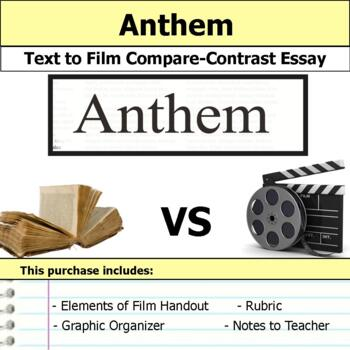 Anthem - Text to Film Essay