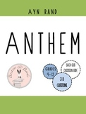 Anthem by Ayn Rand Book Club Discussion Questions