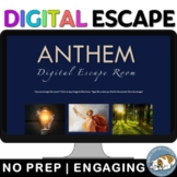 Anthem by Ayn Rand Digital Escape Room Review