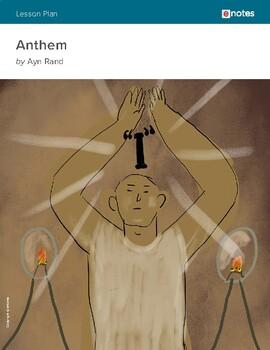 Anthem eNotes Lesson Plan