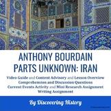 Anthony Bourdain: Parts Unknown: Iran