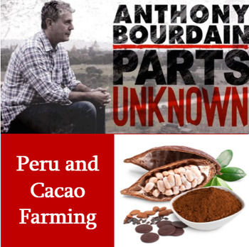 Anthony Bourdain Parts Unknown - Peru Guide