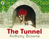 Anthony Browne-The Tunnel