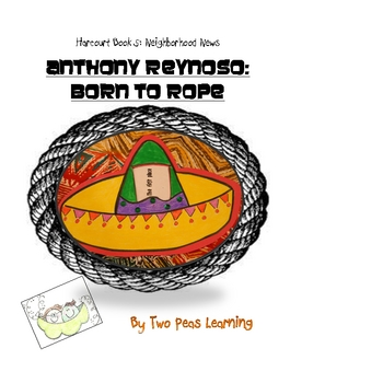 Anthony Reynoso Activities and Printables for Harcourt
