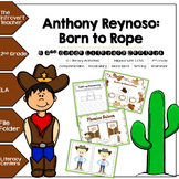 Anthony Reynoso Born to Rope: Bundle of 6 Common Core Literacy Centers