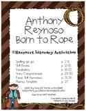 Anthony Reynoso: Born to Rope (Harcourt)