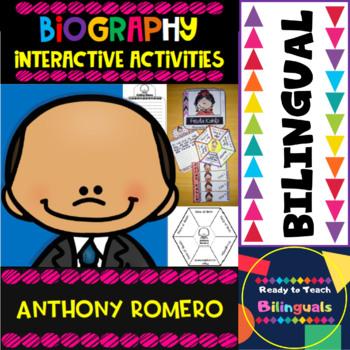 Anthony Romero - Interactive Activities - Dual Language