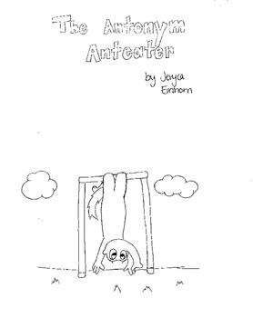 Anthony the Antonym Anteater