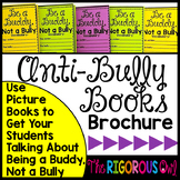 Anti-Bully Brochure Tri-Fold