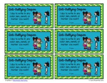 Anti-Bully Coupons