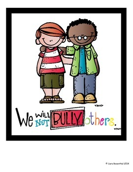 Anti Bully Posters