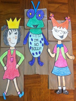Anti Bully Puppets